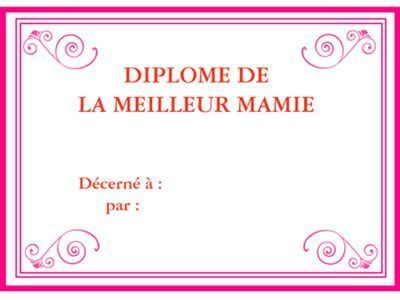 Diplome page 2 - Cul de grand mere ...